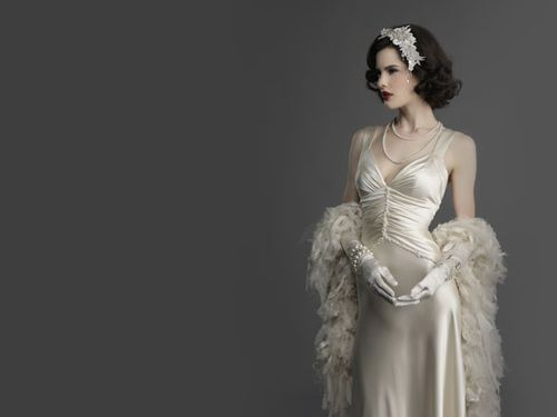 Hollywood Glam Wedding Dresses From Culture Bridal Couture